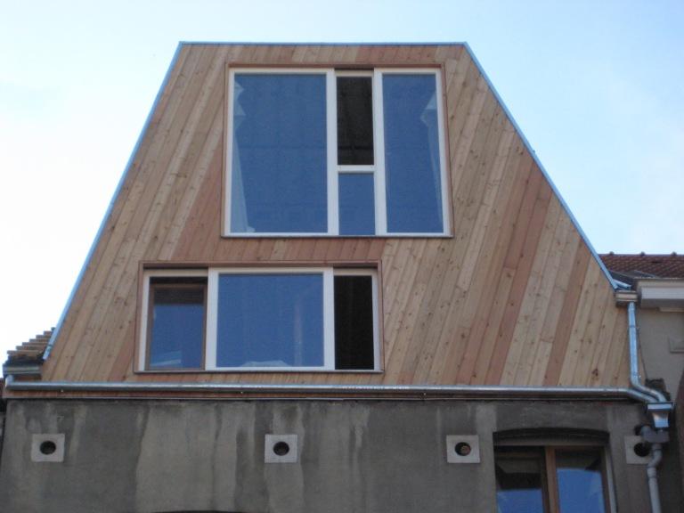 Aménagement de combles, Ixelles, Karbon Architecture